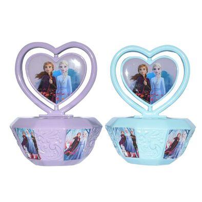 Disney Frozen迪士尼魔雪奇緣 2 寶石糖果盒連糖果10克 - 隨機發貨