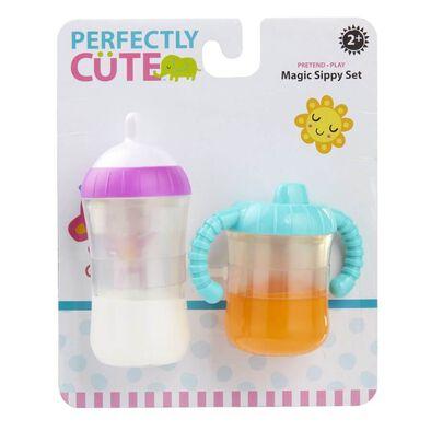 Perfectly Cute 奶瓶和果汁瓶