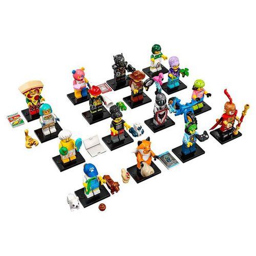 LEGO樂高迷你人偶包系列19 71025 - 隨機發貨