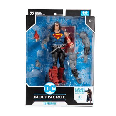 Mcfarlane Toys DC Multiverse 最後騎士 奧米加