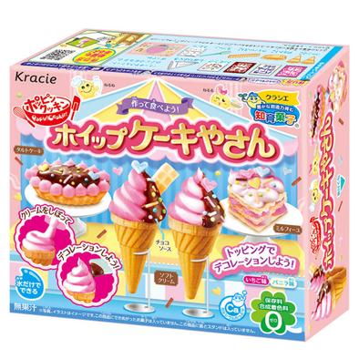 Kracie Foods 知育果子系列 食玩DIY 雪糕套餐