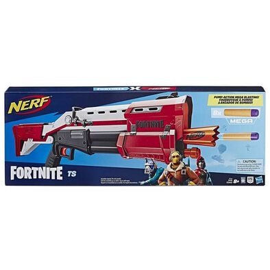 NERF熱火要塞英雄系列ts發射器