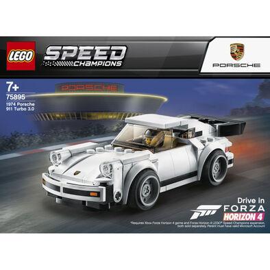 LEGO樂高超級賽車系列1974 保時捷911 3.0 75895