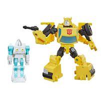 Transformers變形金剛大黃蜂電影 - 大黃蜂 & Spike 套裝