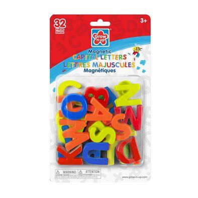 Grow'n Up高思維 磁性大寫字母32塊