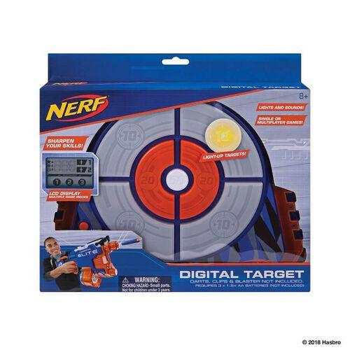NERF熱火精英系列電子計分鏢靶