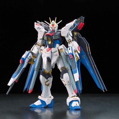 Bandai萬代 塑膠模型 RG 1/144 突擊自由高達