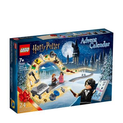 LEGO 樂高哈利波特系列 Harry Potter Advent Calendar 75981