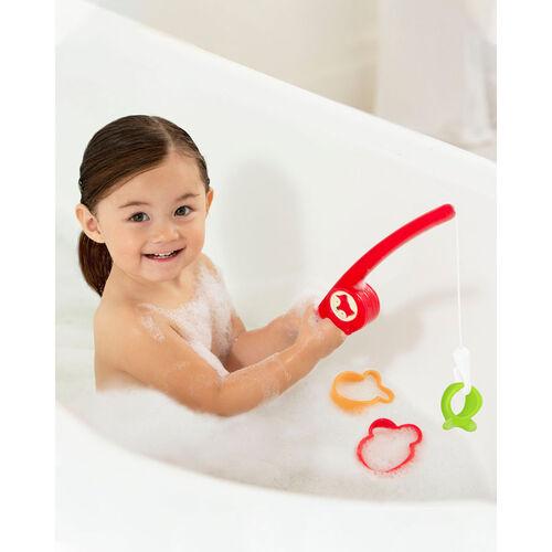 Skip Hop  Zoo可愛動物園狐狸釣魚杆沐浴玩具