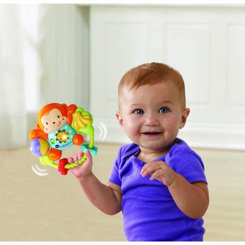 Vtech Baby Little Friendlies Swing & Shake Monkey Rattle