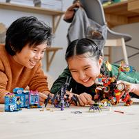 LEGO樂高悟空小俠系列悟空小俠的神獸守護者 - 80021