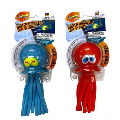 Prime Time Water Wiggler Light-Up Diver - 隨機發貨