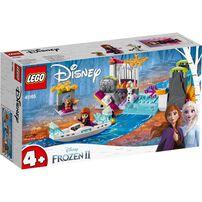 LEGO樂高disney Frozen迪士尼魔雪奇緣2系列 安娜的獨木舟 41165