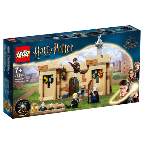 LEGO樂高哈利波特系列 霍格華玆:第一次飛行學 76395