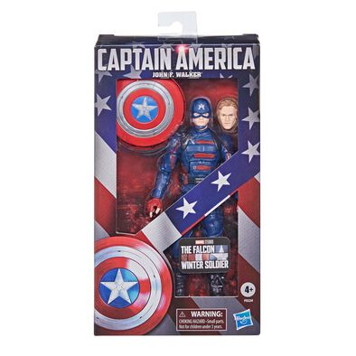 Marvel Legends Captain America John F. Walker
