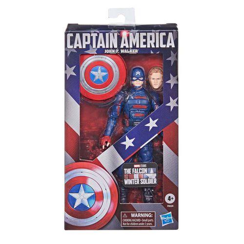 Marvel漫威傳奇系列 美國隊長 John F. Walker