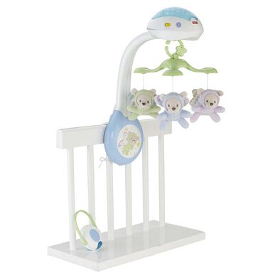 Fisher-Price 3In1 Mobile Butterfly Dreams Projecti