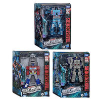 Transformers變形金剛Generations 系列  世代斯比頓之戰:地球崛起領袖級 - 隨機發貨