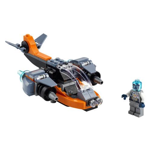 LEGO樂高創意系列 科網無人機 - 31111