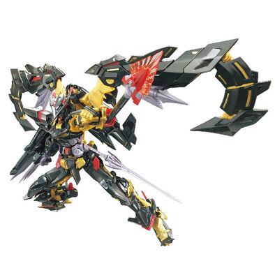 Bandai萬代 塑膠模型 Rg 1/144 迷惘高達 金色機 天 蜜娜專用機