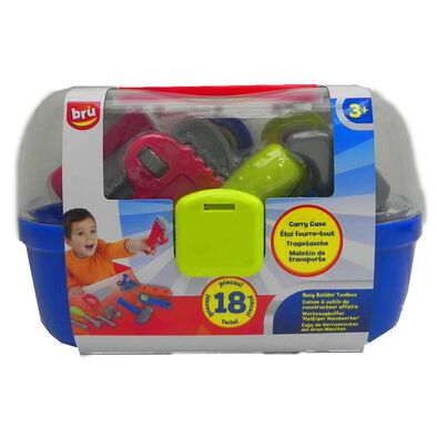Bru Infant & Preschool 18件工具箱