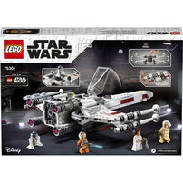 LEGO樂高星球大戰系列 Luke Skywalker's X-Wing Fighter - 75301