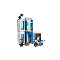 LEGO樂高城市系列 警察顆粒組裝 60270