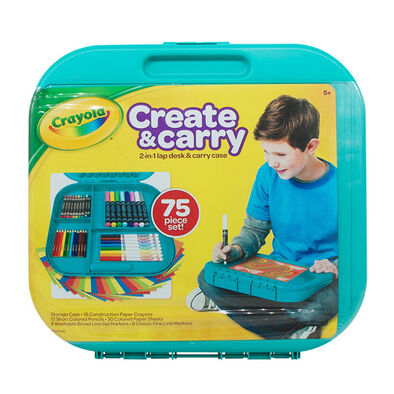 Crayola繪兒樂 創意手提箱