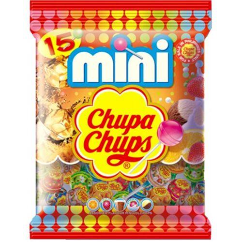 Chupa Chups珍寶珠迷你袋15支裝 (雜錦味)