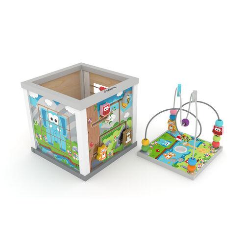 J'adore動物園多功能遊戲盒