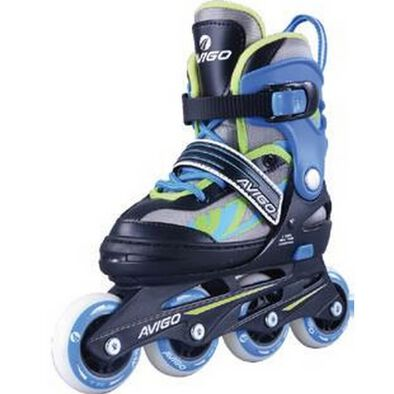 Avigo 藍色直排輪鞋 男款 尺寸: 36 40