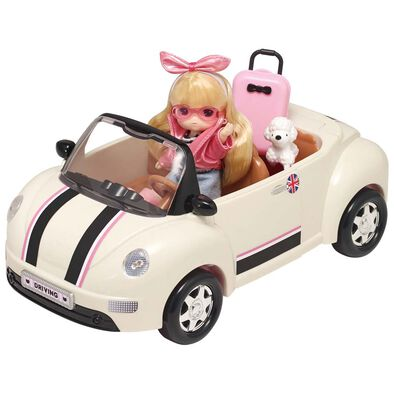 Mimi World 旅遊變形車