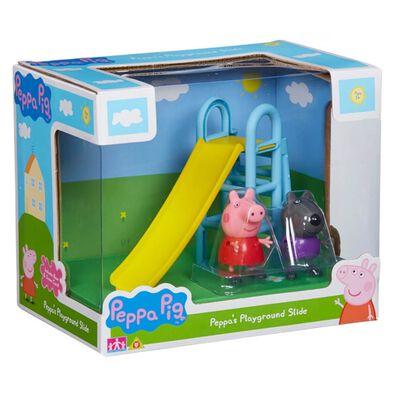 Peppa Pig粉紅豬小妹 遊樂場套裝 隨機發貨