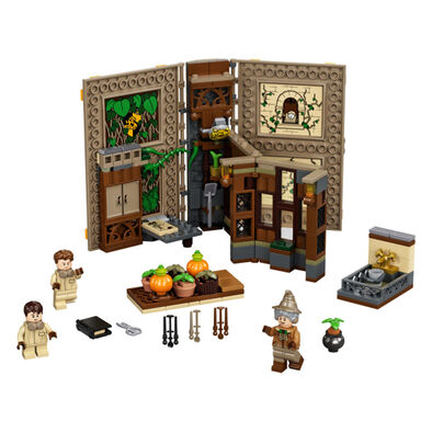 LEGO Harry Potter Hogwarts Moment: Herbology Class  -  76384