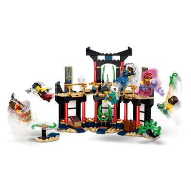 LEGO樂高幻影忍者系列 元素力量格鬥場 - 71735