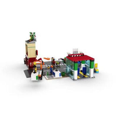 LEGO樂高城市系列 城鎮中心 - 60292